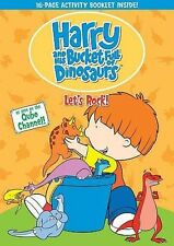 Harry and His Bucket Full of Dinosaurs: DVD