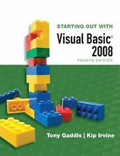 Starting Out with Visual Basic 2008 (4th Edition)-ExLibrary