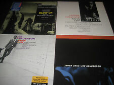 HERBIE HANCOCK JOE HENDERSON 2002 BLOW UP + PAGE ONE & TAKIN OFF AUDIOPHILE 4LPS