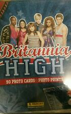 BRITANNIA HIGH FULL SET OF PHOTOCARDS X 90