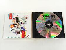 THE BEACH BOYS MADE IN U.S.A. CD 1986