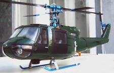 Bell UH1C-Rumpf für 400er, T-Rex, Dragonfly36 etc
