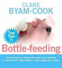 Top Tips for Bottle-feeding, Clare Byam-Cook