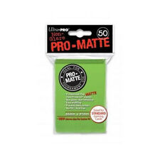 Ultra Pro Pro-Matte Mat ( 50ct )  Standard Size Sleeves Card Deck Protectors MTG
