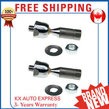 FRONT LEFT & RIGHT OUTER STEERING TIE ROD END KIT TOYOTA TACOMA 1998 - 2004