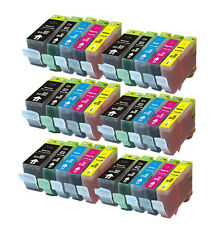 30 NEW Ink Cartridges +chip for pgi-225 cli-226 Canon iP4820 MX892 MG5220 MX882