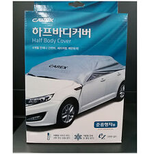 New Car Half Body Sun Dust Shade Cover Waterproof Reflective Snow Protection