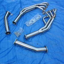 HOLDEN VT VX VU VY VZ V8 LS1 BOLT-ON STAINLESS EXTRACTORS HEADERS HSV COMMODORE