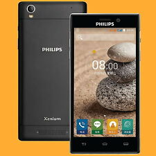 "Philips V787 13MP 5"" 36 Days Dual SIM Standby Long-Lasting 4G Android Smartphone"