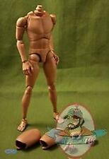 1/6 Scale Caucasian Nude Body (Narrow Shoulders)