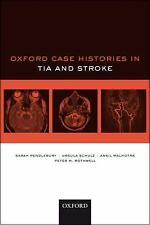 Oxford Case Histories in Stroke, Rothwell, Peter M., Malhotra, Aneil, Schulz, Ur