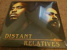 NAS & DAMIAN JR GONG MARLEY Distant Relatives SEALED Gatefold 2LP K'naan Stephen
