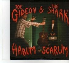 (DF439) Joe Gideon & The Shark, Harum Scarum - 2009 DJ CD