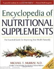 Encyclopedia of Nutritional Supplements NEW Paperback by Michael Murray WT22009