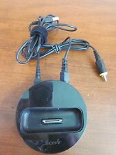 SONY TDM-iP30 Dock FOR iPod and iPhone GENTLY USED
