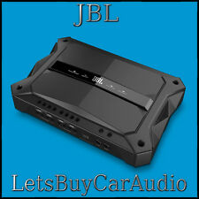 JBL GTR-104 COMPACT SIZE 4 CHANNEL 1500 WATT BLUETOOTH FULL RANGE CAR AMPLIFIER