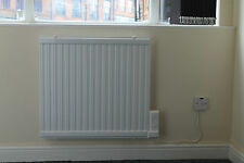 1000 W Oil Filled Electric Radiator, Heater Wall Mounted or Portable. Thermostat