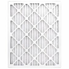 AiRx DUST-182001-6 Best for Dust Control Furnace Filters, Pleated MERV 8 Air Fil