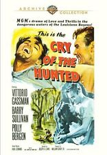 Cry of the Hunted DVD (1953) - Vittorio Gassman, Barry Sullivan, Polly Bergen