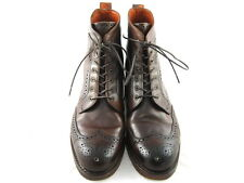 "Allen Edmonds ""DALTON"" Boots 8.5 D Chili   (1018)"