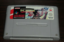 SNES. Kevin Keeghan's Player Manager (PAL EUR/AUS)