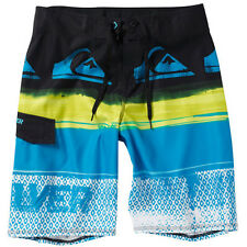 "Quiksilver Men's Boardshorts ""YG Repeater"" NBL - Size 38 - NWT - Reg $80"