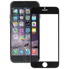 Apple iPhone 6 plus Front Glass Panel Scheibe Display Glas schwarz