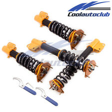 Coilovers for Subaru Impreza WRX 02-07 WRX STI 04 Saab 9-2X Height Adjustable