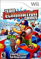 Team Elimination Games Game for Nintendo Wii, 2009