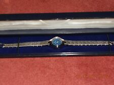LADY BUCHERER BEAUTIFUL FINE SWISS TIMEPIECE WITH BUCHERER BOX