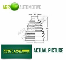 FIRST LINE WHEEL SIDE DRIVESHAFT CV JOINT BOOT KIT OE QUALITY REPLACE FCB2284