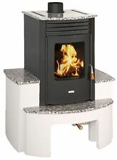 Wood Burning Stove Boiler Multi Fuel Wood Burning Stove Fireplace  Prity SB W10