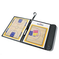 Basketball Coaching Board Basketball Tactical Board Dry Erase Coaches Clipboard