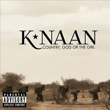 Country, God or the Girl [Deluxe Edition] [PA] * by K'NAAN (NEW CD, 2012)