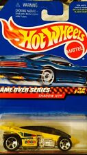 Hot Wheels 1999 Game Over Series #2 Collector 958 New Carded Shadow Jet