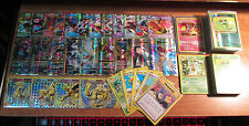 EX/NM Complete MASTER Pokemon XY EVOLUTIONS Card Set Full Art Reverse Charizard