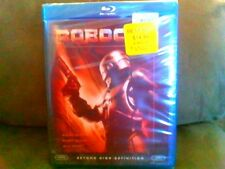 2009 PETER WELLER AS ROBOCOP BLU - RAY DISC FACTORY SEALED BRAND NEW !