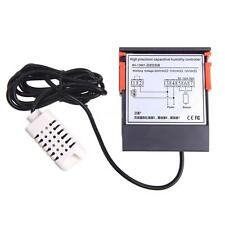 MH13001 10A 110V Digital Air Humidity Control Controller 1% ~ 99% US Stock U3IW