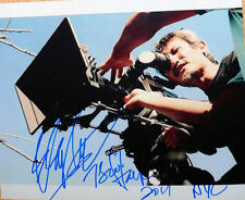 Director Tsui Hark signed Dragon Inn 8x10 Photo - In Person Exact Proof