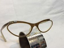 Original French Rayber Vintage Women's glasses Frames Retro 50s 60s 70s Brown