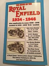 ROYAL ENFIELD POCKET WORKSHOP MANUAL B C D H L K SV +A X Z CYCAR 2-STROKES 34-46