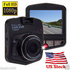 "Full HD 1080P Car DVR Camera Video Recorder 2.4"" Dash Cam G-sensor Night Vision"