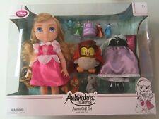 Disney Animator's Collection Aurora Gift Set Doll Sleeping Beauty New In  Box