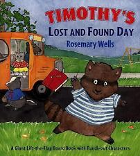 Timothy's Lost and Found Day