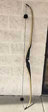 "Black Widow Recurve Bow 68"" 40 @ 30 #3764 Handcrafted By Wilson Bros."
