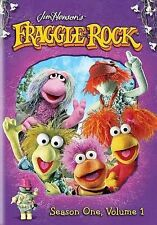 FRAGGLE ROCK-FRAGGLE ROCK:SEASON 1 VOL 1 DVD NEW