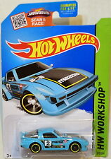 HOT WHEELS 2015 HW WORKSHOP - SPEED TEAM MAZDA RX-7 KMART