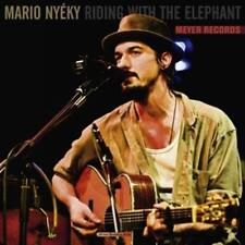 Mario nyeky-Riding with the Elephant-CD NUOVO