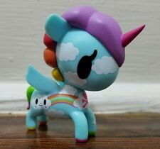 "Tokidoki 3"" Unicorn Unicorno Series 3 Pixie Cloud rainbow blue Art Rare!"