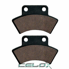 Rear Brake Pads For Polaris Big Boss 6X6 400L 500 1994 1995 1996 1997 1998 1999